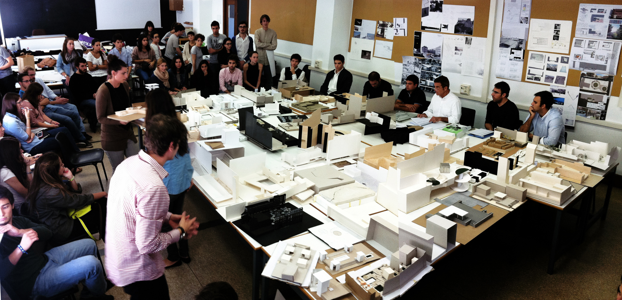 Etsam among the first architecture schools in the world - Proyectos etsam ...