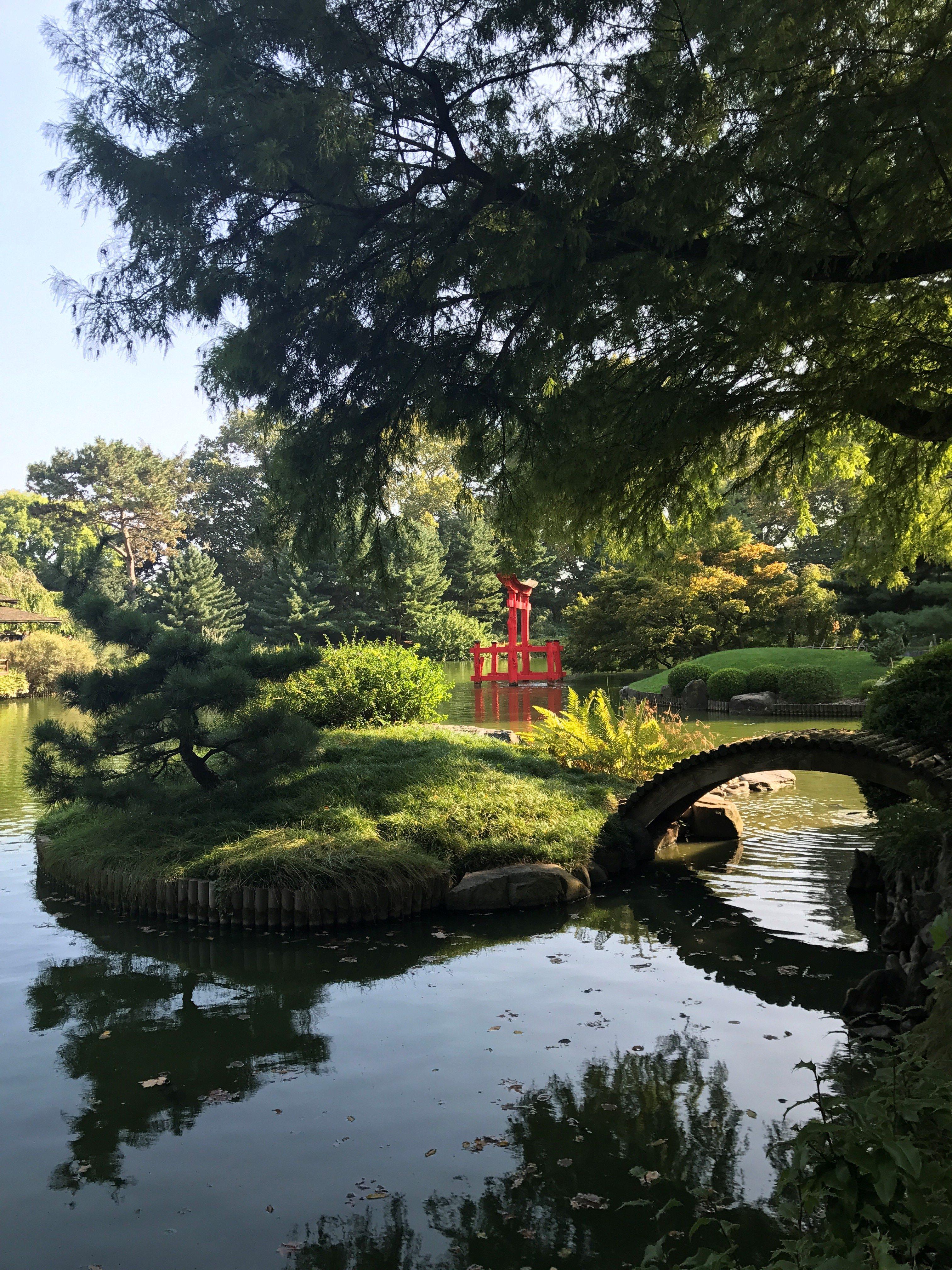 Brooklyn Botanic Garden Prospect Park Architect Us